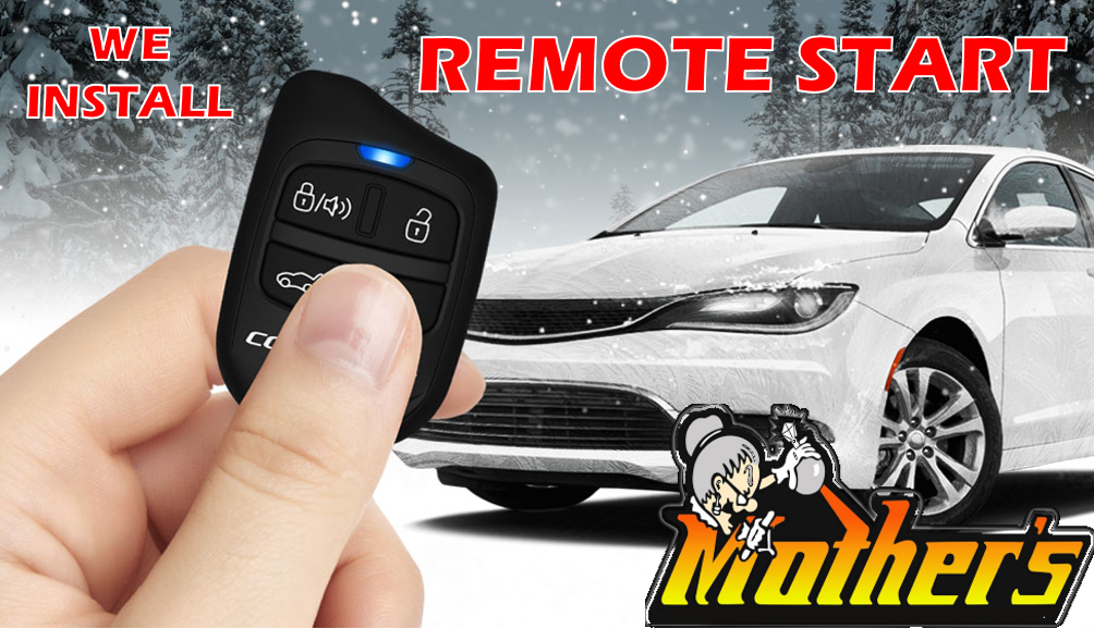 remote start auto parts dover NJ morris county rockaway mothers performance